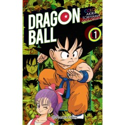 Dragon Ball Color Origen y Red Ribbon 01