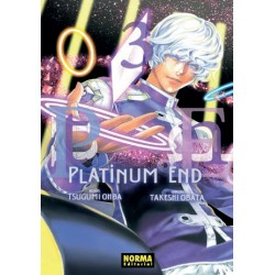Platinum End 03