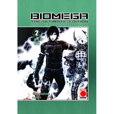 Biomega: The Ultimate Edition 01