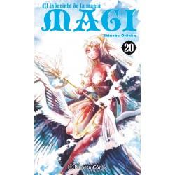 Magi El laberinto de la magia 20