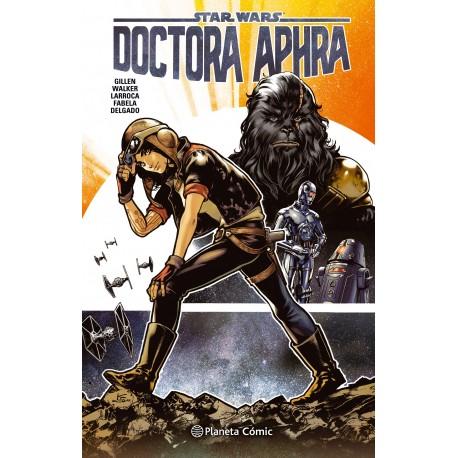 Star Wars Doctora Aphra 01