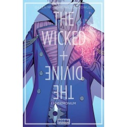 The Wicked + The Divine 02. Fandemónium