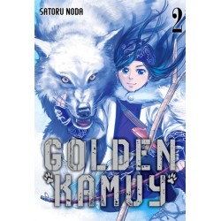 Golden Kamuy 02