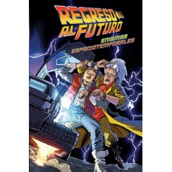 Regreso al Futuro 02: Engimas Espaciotemporales