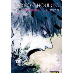 Tokyo Ghoul: Re 09