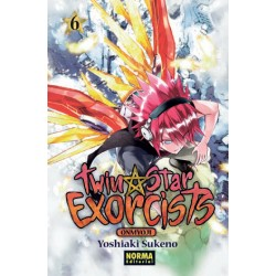 Twin Star Exorcist 05