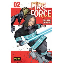 Fire Force 02