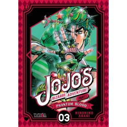 Jojo's Bizarre Adventure parte 1: Phantom Blood 03