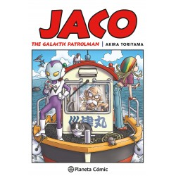 Dragon Ball 00: JACO