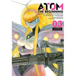 Atom: The beginning 03