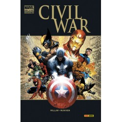 Marvel Deluxe. Civil War