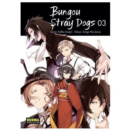 Bungou Stray Dogs 03