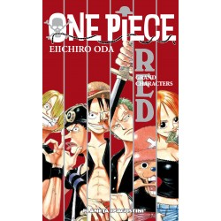 One Piece Guía 01 Red