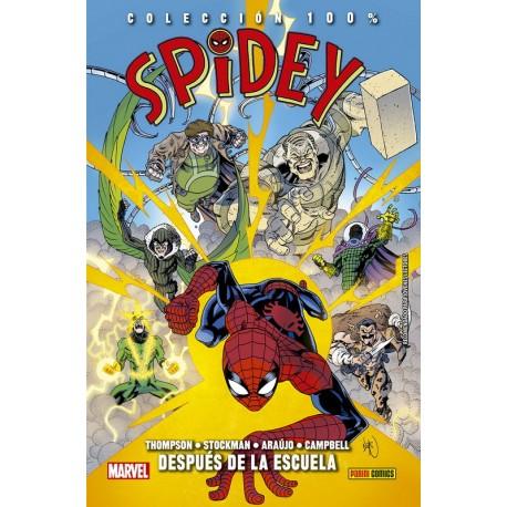 100% Marvel HC. Spidey 2 COMICS MARVEL 100% Marvel HC. Spidey 2 Después de la escuela