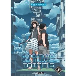 El laberinto del millón de tatamis 01