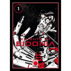 Knights of Sidonia 01
