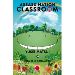 Assassination Classroom 20 Hora de la graduación
