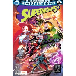 Superman: Action Comics núm. 5 (Renacimiento)