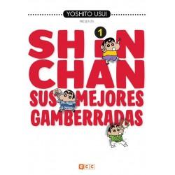 Shinchan: Sus mejores gamberradas núm. 01 (de 6)