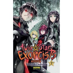 Twin Star Exorcists Onmyoji 07