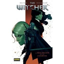 The Witcher 03. La Maldición de los Cuervos