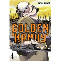 Golden Kamuy 04