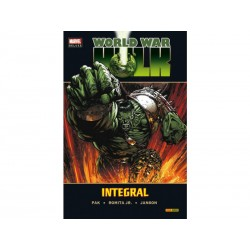 Marvel Deluxe. World War Hulk. Integral