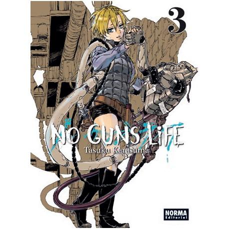 No Guns Life 03