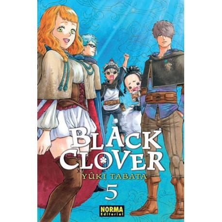 Black Clover 05