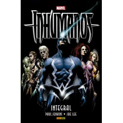 Marvel Integral. Los Inhumanos de Paul Jenkins y Jae Lee