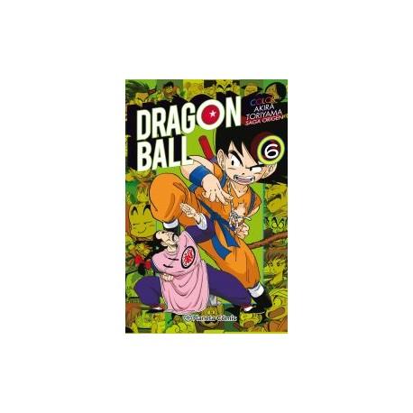 Dragon Ball Color Origen y Red Ribbon nº 06/08