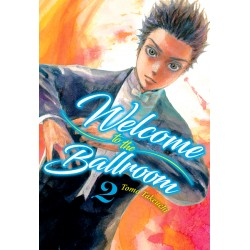 Welcome to the Ballroom 02