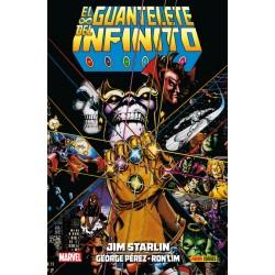 Colección Jim Starlin 02 El Guantelete del Infinito: Prólogo