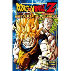 Dragon Ball Z Estalla el duelo