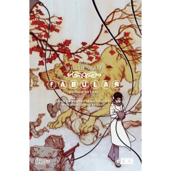 Fábulas: Edición de lujo - Libro 4 (Tercera edición)