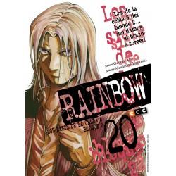 Rainbow, los siete de la celda 6 bloque 2 núm. 20