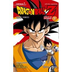 Dragon Ball Z Anime Series Saga de los Saiyanos 1