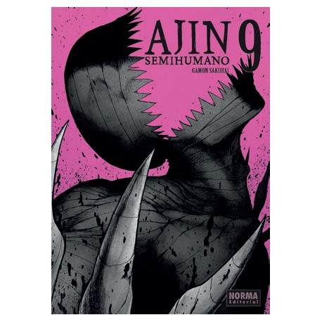 Ajin (semihumano) 09
