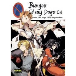 Bungou Stray Dogs 04