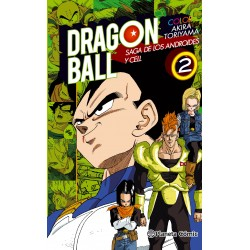 Dragon Ball Color Cell 2