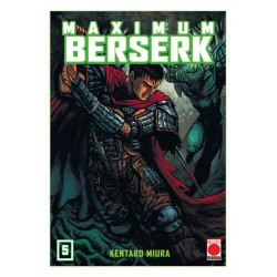 Maximum Berserk 05
