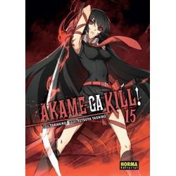 Akame ga kill! 15 - con cofre de regalo