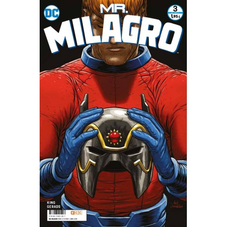 Mr. Milagro núm. 03 (de 12)