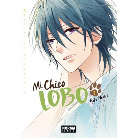Mi Chico Lobo  01