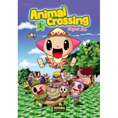 Animal Crossing 01