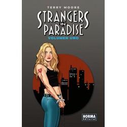 Stangers in Paradise. Edición de lujo. Volumen 1