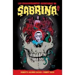 Las escalofriantes aventuras de Sabrina. Volumen 1