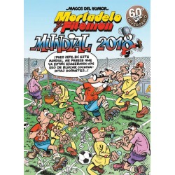 Mortadelo y Filemón: MUNDIAL 2018
