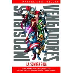 Marvel Now! Deluxe. Imposibles Vengadores 01: La Sombra Roja
