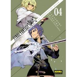 Final Fantasy Type 0 - El Verdugo de Hielo 04